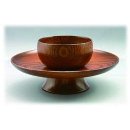 Tea bowl saucer